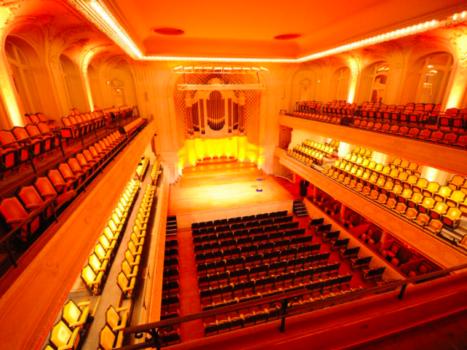 salle spectacle paris 18